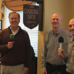 Brad Field Weather takes podcast on the road.