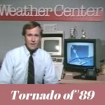 The tornado of 1989