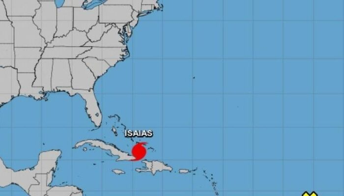 Hurricane Isaias could impact Connecticut.