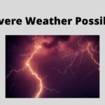 Thursday, August 27 could mean severe weather for Connecticut, especially in the afternoon.